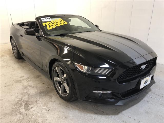 2017 Ford Mustang V6 (Stk: 325874) in Milton - Image 1 of 27