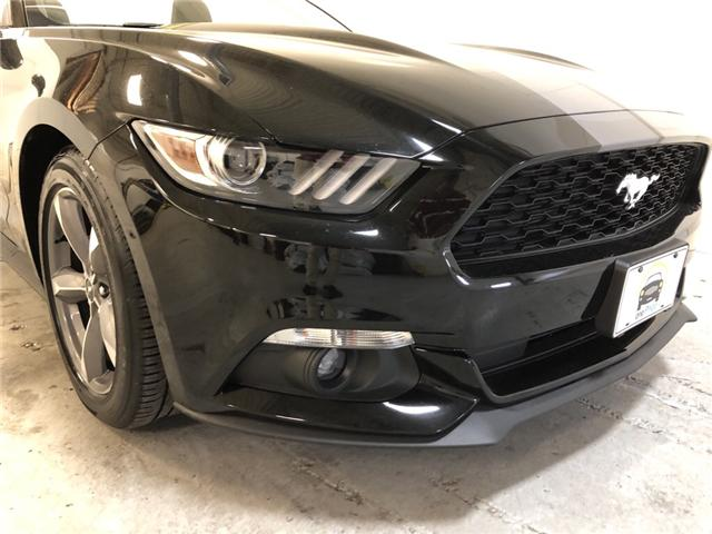 2017 Ford Mustang V6 (Stk: 325874) in Milton - Image 4 of 27