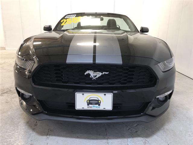 2017 Ford Mustang V6 (Stk: 325874) in Milton - Image 6 of 27
