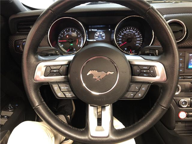 2017 Ford Mustang V6 (Stk: 325874) in Milton - Image 16 of 27