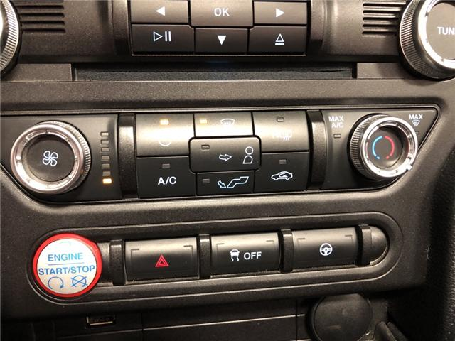2017 Ford Mustang V6 (Stk: 325874) in Milton - Image 18 of 27