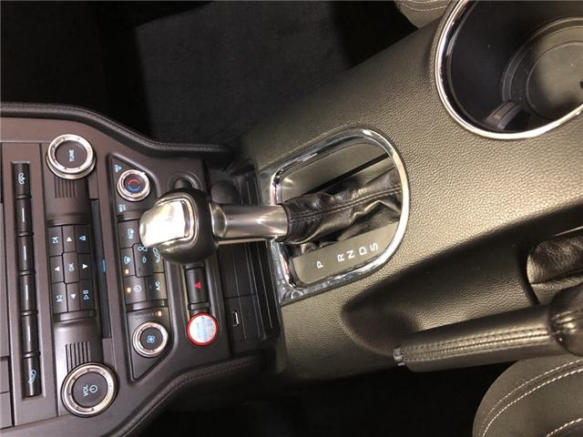 2017 Ford Mustang V6 (Stk: 325874) in Milton - Image 20 of 27