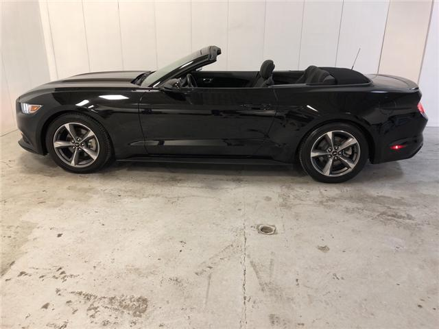 2017 Ford Mustang V6 (Stk: 325874) in Milton - Image 21 of 27