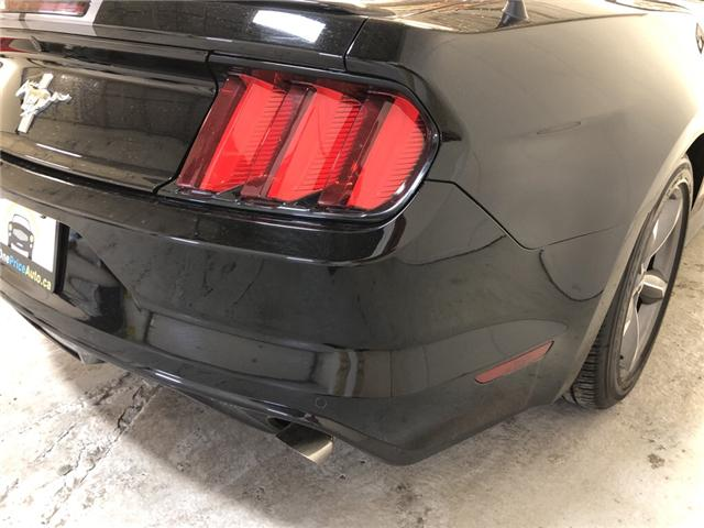 2017 Ford Mustang V6 (Stk: 325874) in Milton - Image 24 of 27