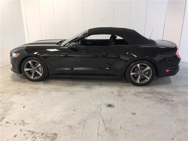 2017 Ford Mustang V6 (Stk: 325874) in Milton - Image 27 of 27