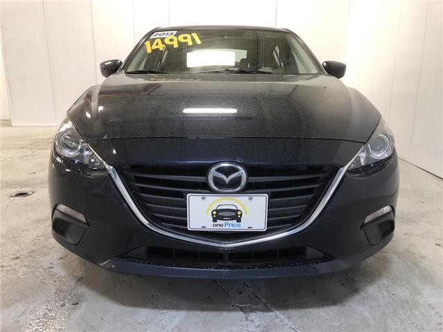 2015 Mazda Mazda3 GS (Stk: 234450) in Milton - Image 6 of 28