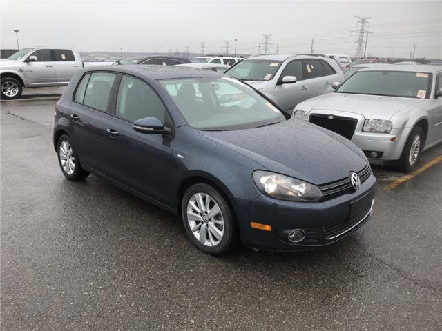 2013 Volkswagen Golf Wolfsburg Edition 2.0 TDI (Stk: 126902) in Milton - Image 1 of 1