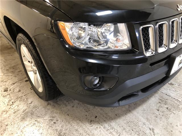 2012 Jeep Compass Sport/North (Stk: 618589) in Milton - Image 4 of 24