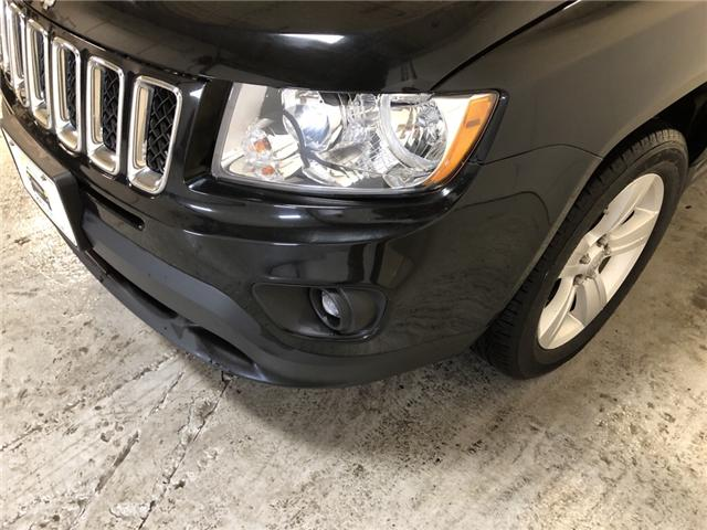 2012 Jeep Compass Sport/North (Stk: 618589) in Milton - Image 5 of 24