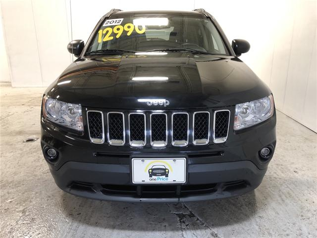 2012 Jeep Compass Sport/North (Stk: 618589) in Milton - Image 6 of 24