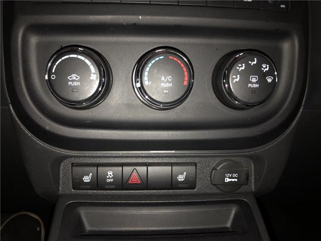 2012 Jeep Compass Sport/North (Stk: 618589) in Milton - Image 18 of 24