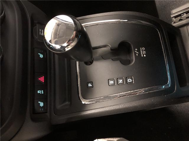 2012 Jeep Compass Sport/North (Stk: 618589) in Milton - Image 19 of 24
