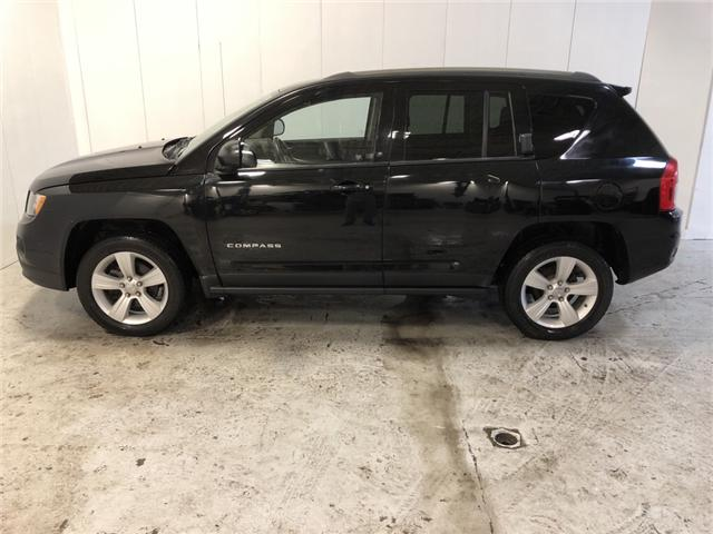 2012 Jeep Compass Sport/North (Stk: 618589) in Milton - Image 20 of 24