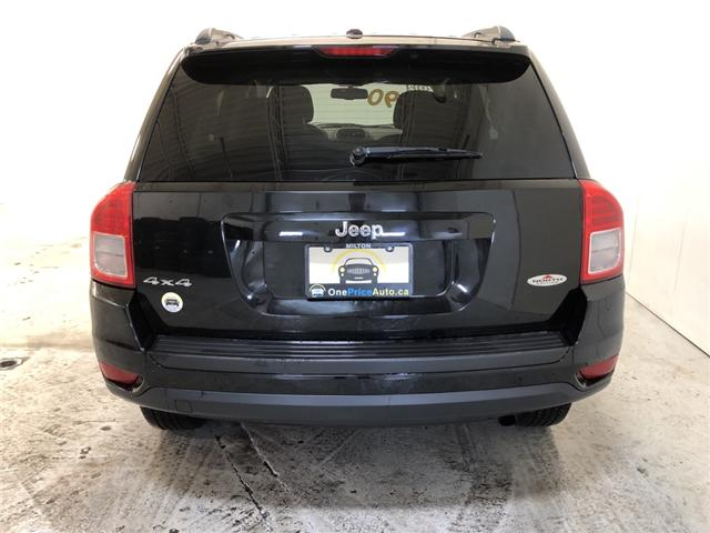 2012 Jeep Compass Sport/North (Stk: 618589) in Milton - Image 23 of 24