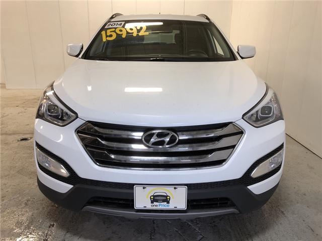 2014 Hyundai Santa Fe Sport 2.4 Premium (Stk: 223993) in Milton - Image 6 of 28