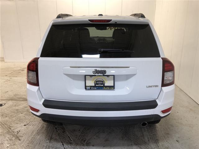 2014 Jeep Compass Limited (Stk: 565076) in Milton - Image 25 of 28