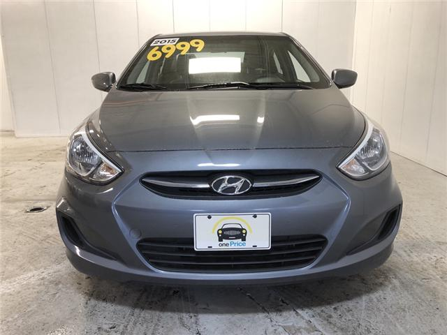 2015 Hyundai Accent  (Stk: 892560) in Milton - Image 6 of 26