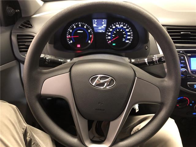 2015 Hyundai Accent  (Stk: 892560) in Milton - Image 18 of 26