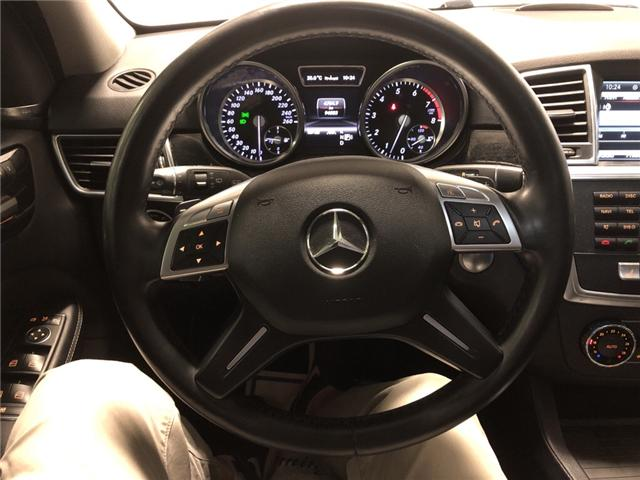 2013 Mercedes-Benz M-Class Base (Stk: 118679) in Milton - Image 19 of 28