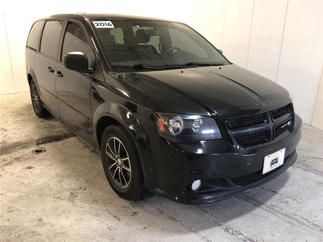 2016 Dodge Grand Caravan SE/SXT (Stk: 330877) in Milton - Image 1 of 28