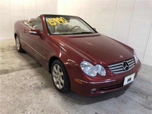 2004 Mercedes-Benz CLK-Class Base (Stk: 024486) in Milton - Image 1 of 28