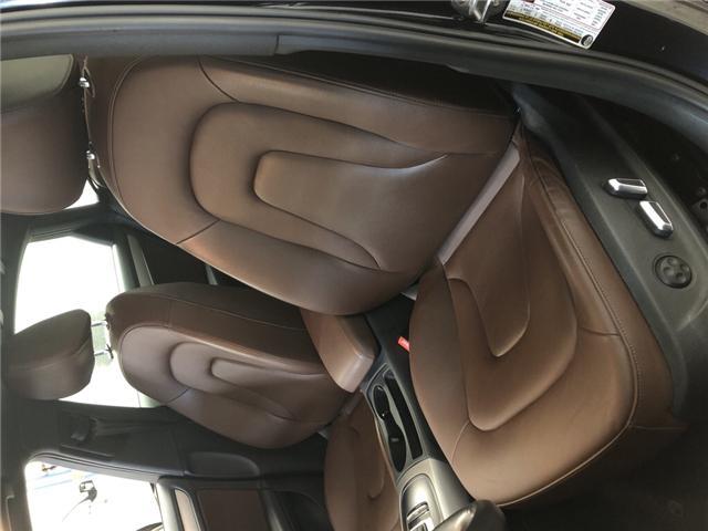 2014 Audi A4 2.0 Komfort (Stk: 042948) in Milton - Image 10 of 28
