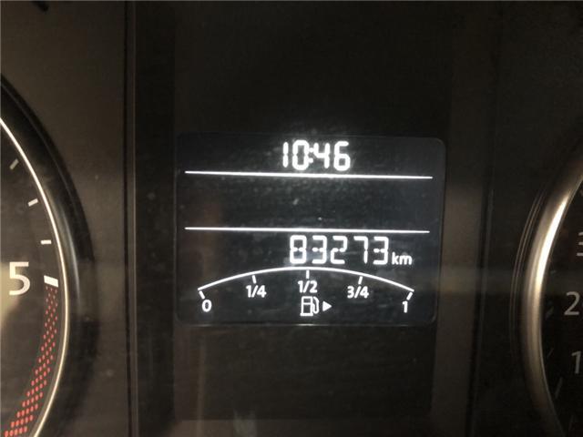 2013 Volkswagen Jetta 2.0 TDI Comfortline (Stk: 454331) in Milton - Image 18 of 27