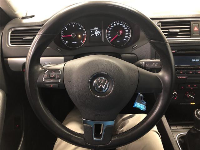 2013 Volkswagen Jetta 2.0 TDI Comfortline (Stk: 454331) in Milton - Image 19 of 27
