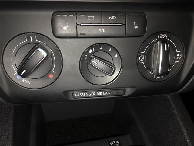 2013 Volkswagen Jetta 2.0 TDI Comfortline (Stk: 454331) in Milton - Image 21 of 27