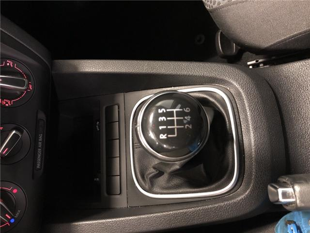 2013 Volkswagen Jetta 2.0 TDI Comfortline (Stk: 454331) in Milton - Image 22 of 27