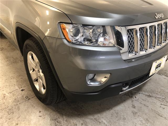 2012 Jeep Grand Cherokee Overland (Stk: 287334) in Milton - Image 4 of 29