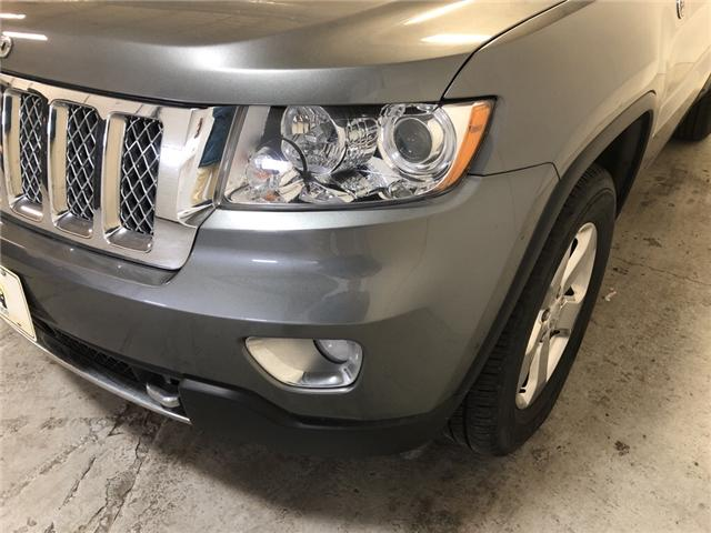 2012 Jeep Grand Cherokee Overland (Stk: 287334) in Milton - Image 5 of 29