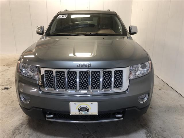2012 Jeep Grand Cherokee Overland (Stk: 287334) in Milton - Image 6 of 29
