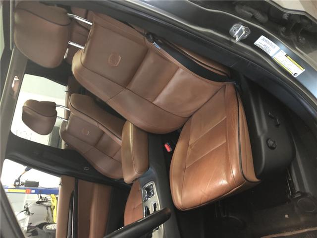 2012 Jeep Grand Cherokee Overland (Stk: 287334) in Milton - Image 9 of 29