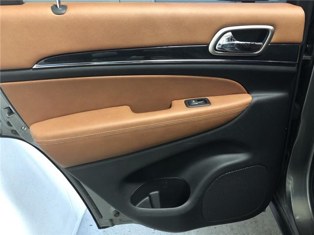 2012 Jeep Grand Cherokee Overland (Stk: 287334) in Milton - Image 11 of 29