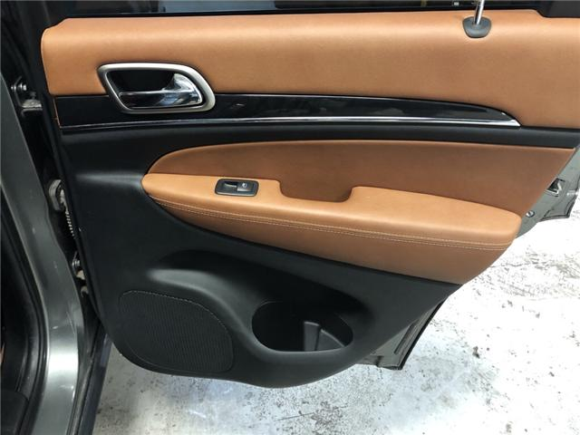 2012 Jeep Grand Cherokee Overland (Stk: 287334) in Milton - Image 13 of 29