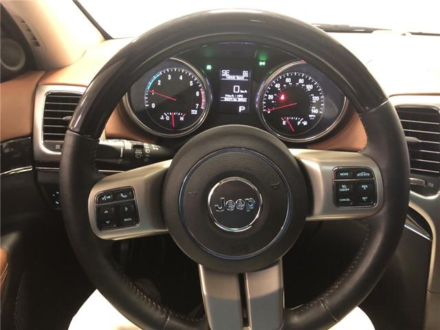 2012 Jeep Grand Cherokee Overland (Stk: 287334) in Milton - Image 19 of 29