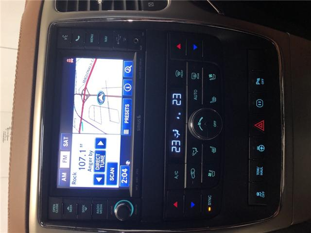2012 Jeep Grand Cherokee Overland (Stk: 287334) in Milton - Image 21 of 29