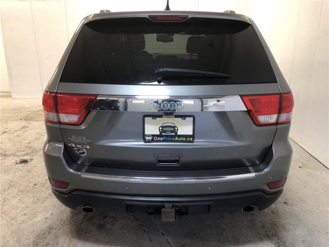 2012 Jeep Grand Cherokee Overland (Stk: 287334) in Milton - Image 26 of 29
