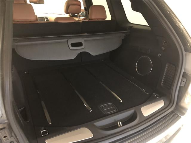 2012 Jeep Grand Cherokee Overland (Stk: 287334) in Milton - Image 27 of 29