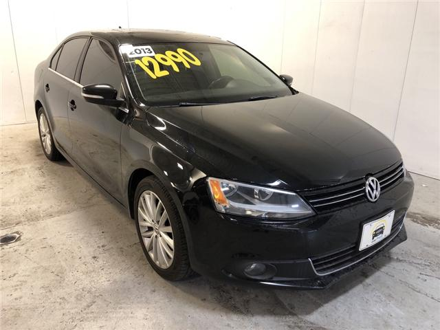 2013 Volkswagen Jetta 2.0 TDI Highline (Stk: 413057) in Milton - Image 1 of 28