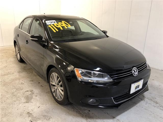 2012 Volkswagen Jetta 2.0 TDI Highline (Stk: 325350) in Milton - Image 1 of 28