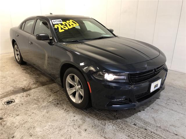 2018 Dodge Charger SXT Plus (Stk: 326454) in Milton - Image 1 of 29
