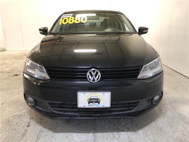 2014 Volkswagen Jetta 2.0 TDI Trendline+ (Stk: 399164) in Milton - Image 6 of 26