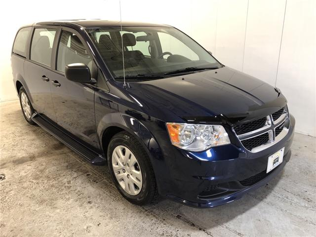 2017 Dodge Grand Caravan CVP/SXT (Stk: 879704) in Milton - Image 1 of 26