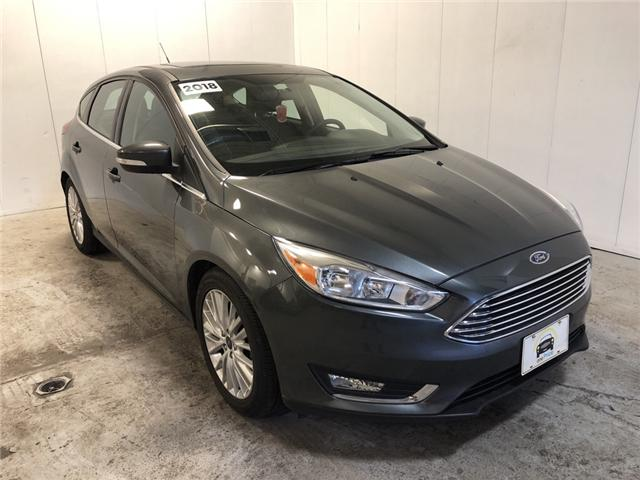 2018 Ford Focus Titanium (Stk: 290071) in Milton - Image 1 of 30
