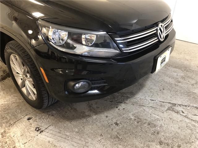 2014 Volkswagen Tiguan Highline (Stk: 578204) in Milton - Image 4 of 26