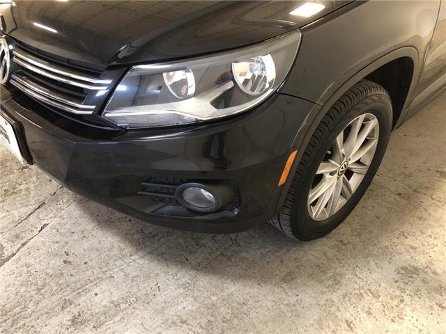 2014 Volkswagen Tiguan Highline (Stk: 578204) in Milton - Image 5 of 26