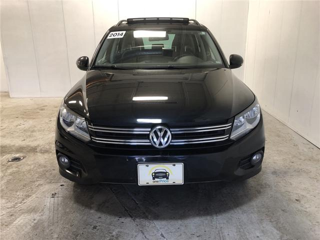 2014 Volkswagen Tiguan Highline (Stk: 578204) in Milton - Image 6 of 26