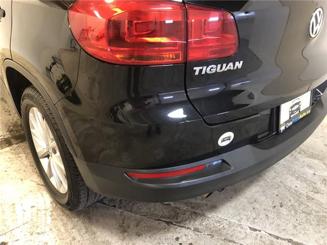 2014 Volkswagen Tiguan Highline (Stk: 578204) in Milton - Image 22 of 26